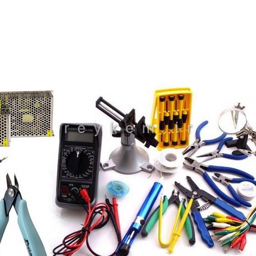 ابزار آلات الکتریکی شیوا امواج